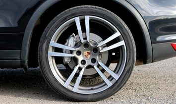 2014 Porsche  Cayenne S 4.2 V8 D  Tiptronic