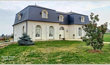 Dpt Allier (03), for sale near MONTLUCON contemporary house of 7 rooms