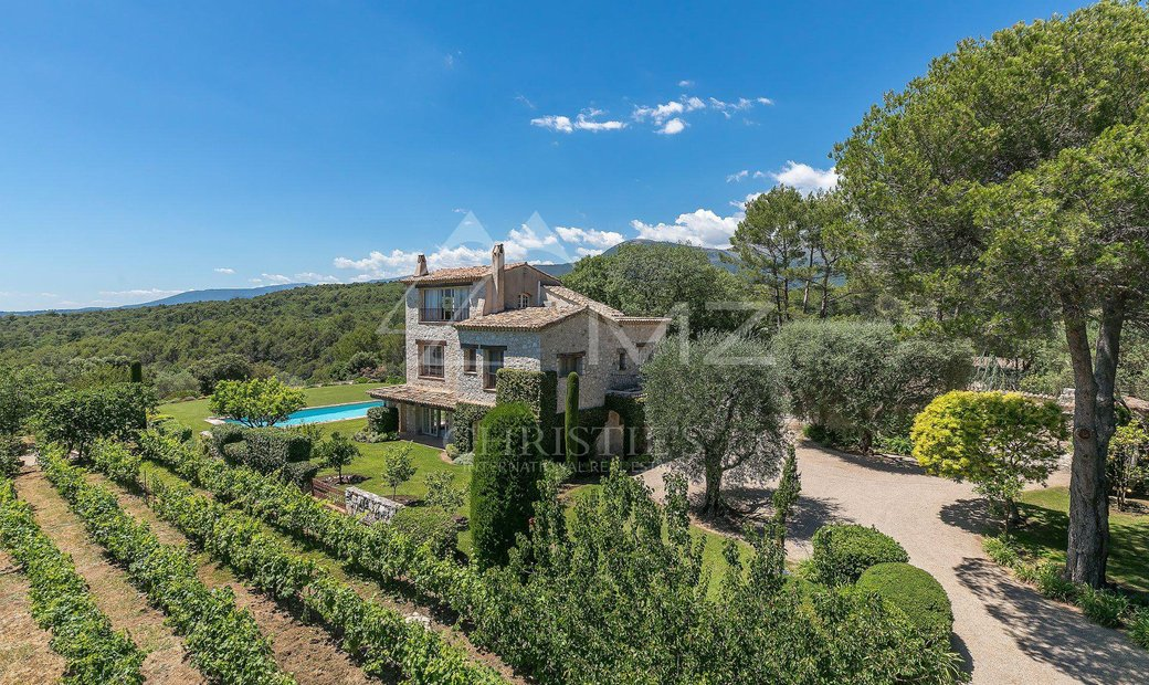 Sale - Property La Colle-sur-Loup