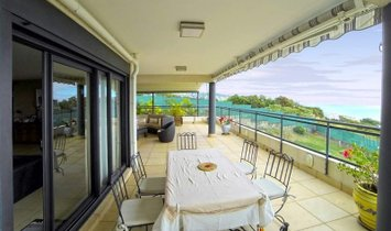Dpt Reunion Island (974) near Bd SUD, for Sale MAGNIFICENT DUPLEIX T7 WITH PANORAMIC VIEW