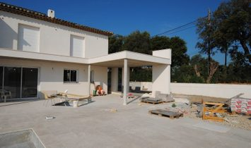 ANTIBES for sale VILLA with PANORAMIC VIEW SWIMMING POOL INTERIOR AND EXTERIOR