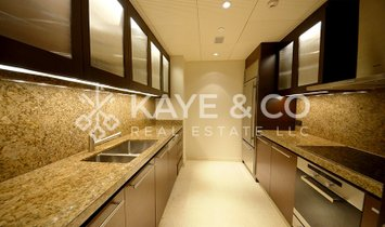 Large and Unique 1BR|High Floor|Fountain View