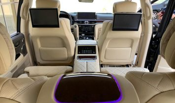 LEXUS LX 570 MBS Autobiography 4 Seater Luxury Edition Brand