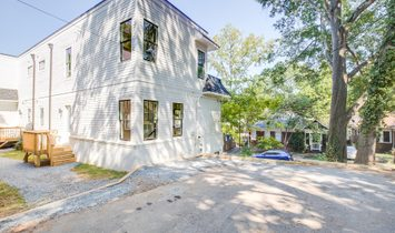 Uber Cool,  One Of A Kind In The Heart Of Candler Park