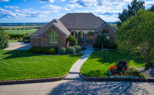House in Yankton, South Dakota, United States