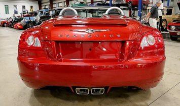 2006 Chrysler Crossfire Convertible