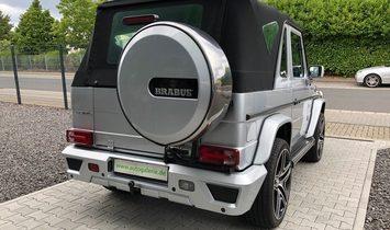 Mercedes-Benz G 400 CDI Cabrio Einzelstück,Brabus Superzustand