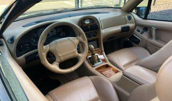 DeTomaso Mangusta V 8 Fordmotor Einzelstück sehr selten.