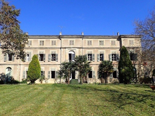 Замок в Нарбонн, Окситани, Франция 1 - 10657909