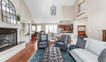 Classic Custom Village Of West Clay Home