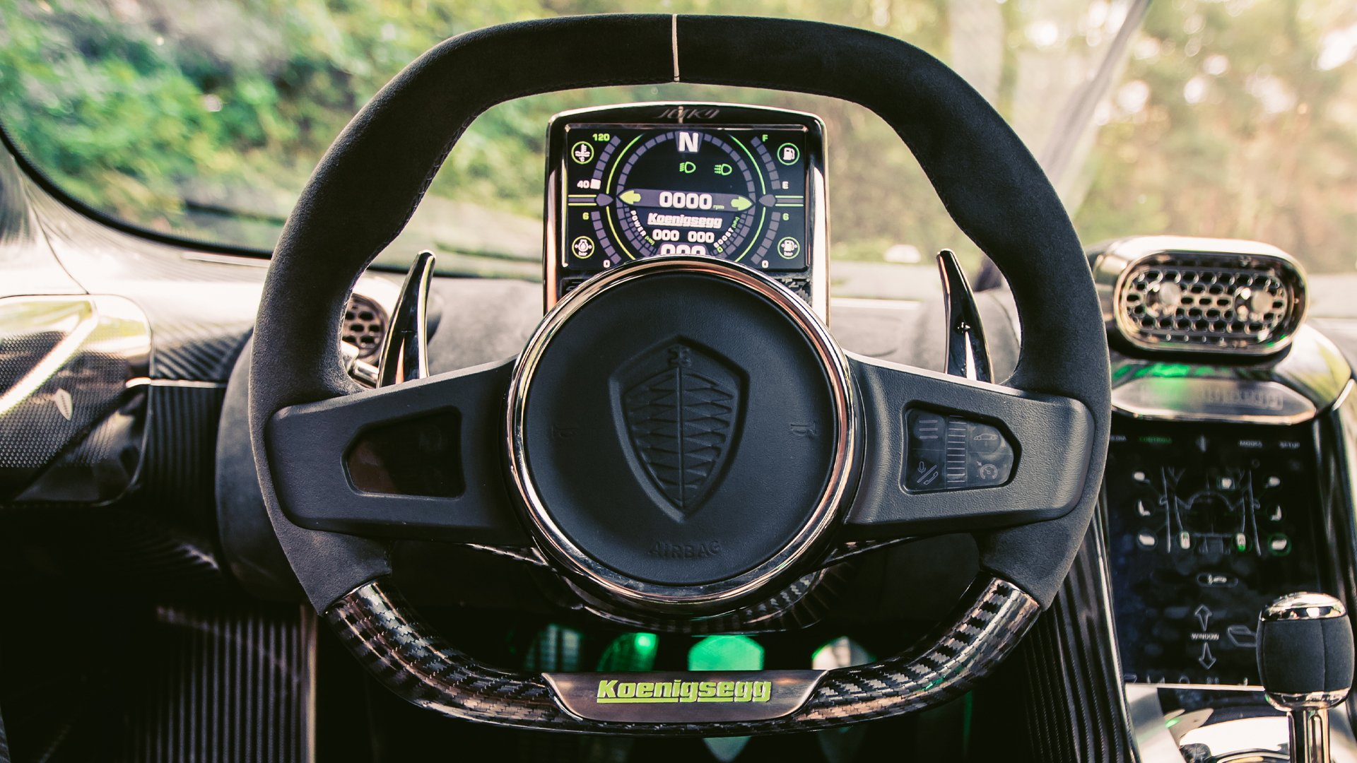 2019 Koenigsegg Jesko In Sunningdale, United Kingdom For