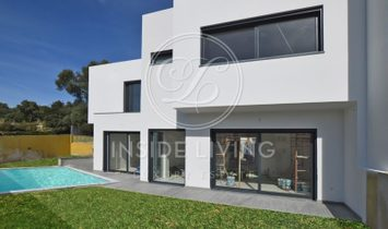 3 + 1 Bedroom Villa, with swimming pool and sea view - Cascais