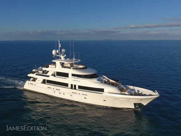 MILK MONEY 130' (39.62m) Westport 2009/2015 (10663000)