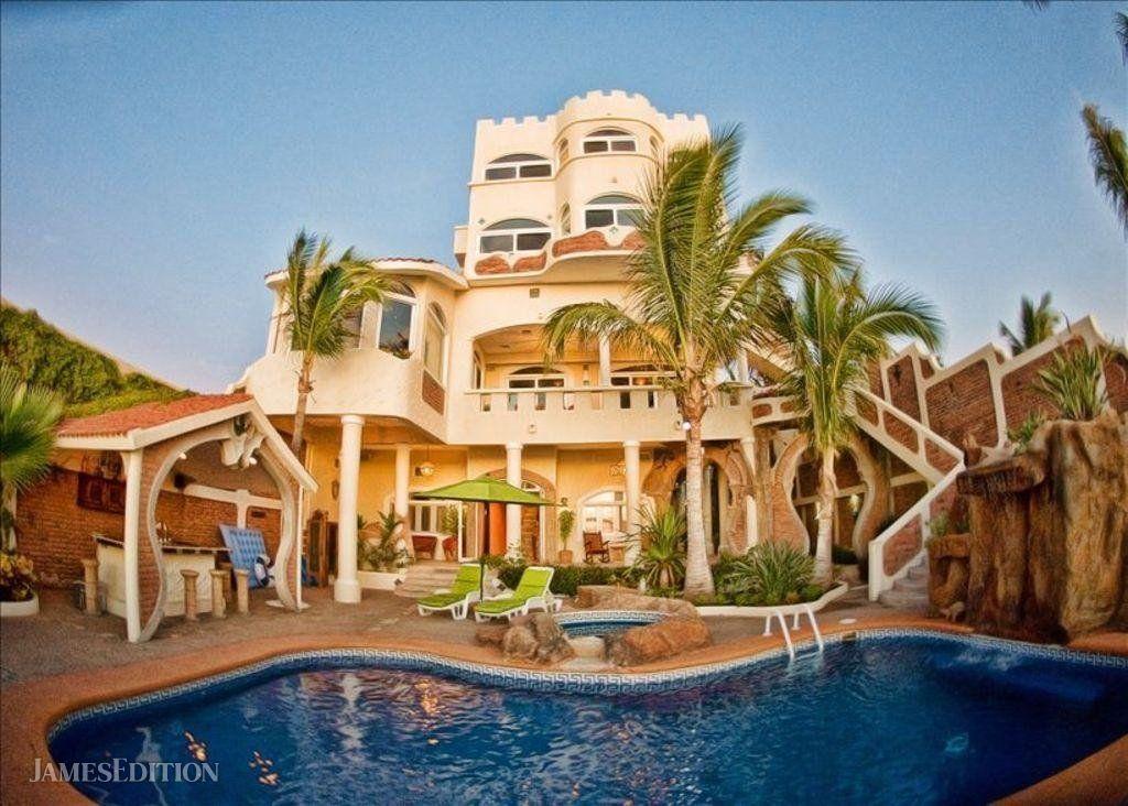 Castle in Mazatlán, Sinaloa, Mexico 1 - 10663250