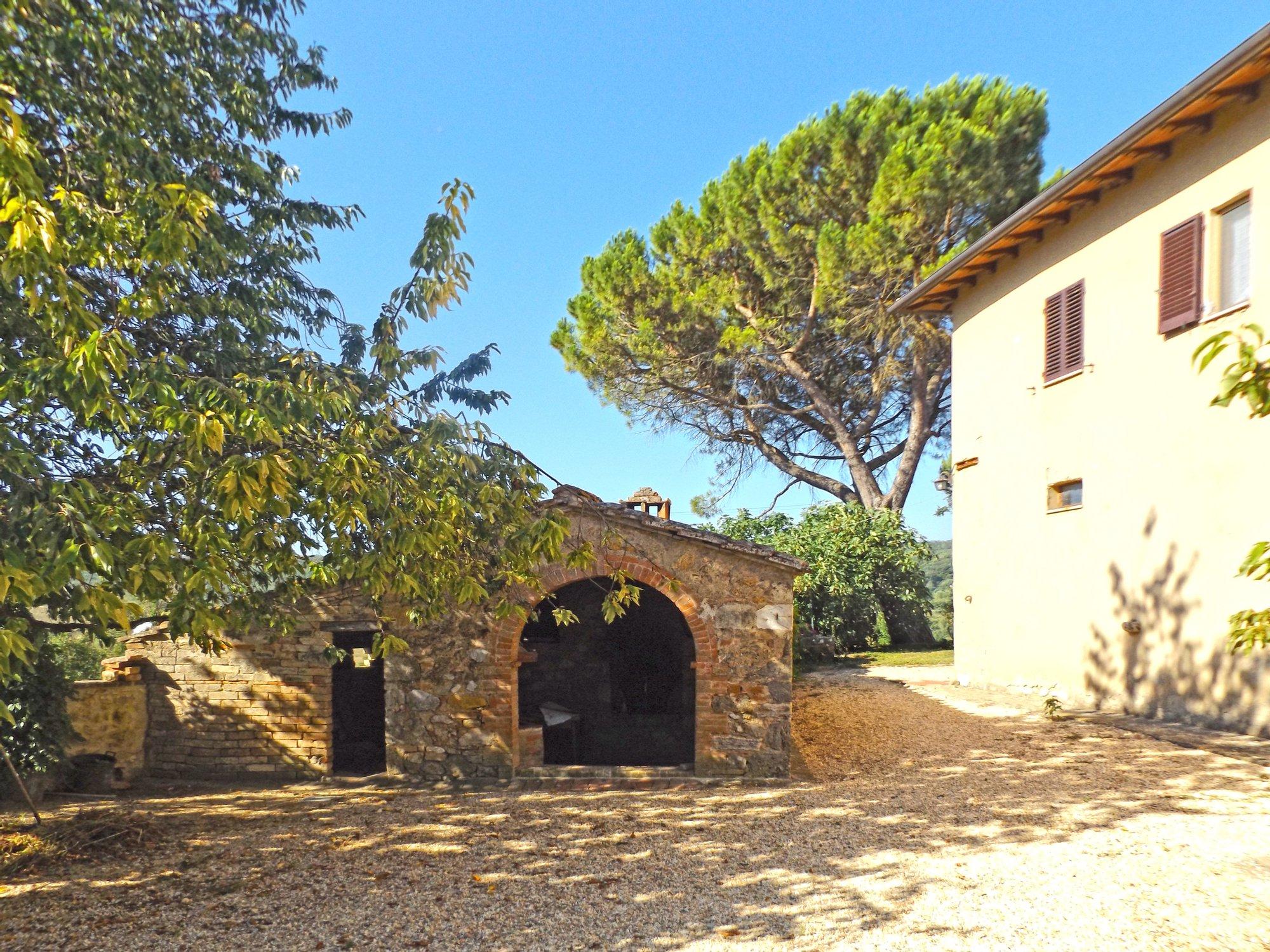 Farm Ranch in Siena, Tuscany, Italy 1 - 10665309