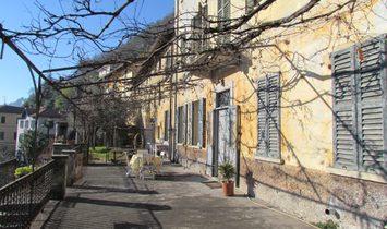 Moltrasio Property with panoramic land Lake Como