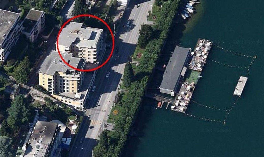 Lugano Switzerland luxury apartment