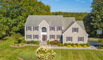 Impressive Colonial On Premier Lot