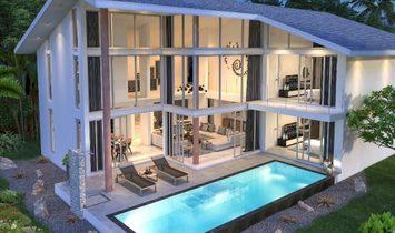 Grand VIew ResIdence - New 3-Bedroom Pool VIllas In Pasak Area - 6% Guaranteed Return