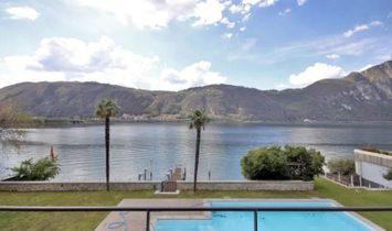 Bissone villa lake view Lugano