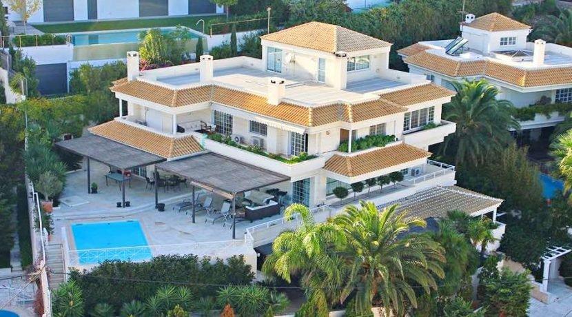 Villa in Voula, Decentralized Administration of Attica, Greece 1 - 10667089