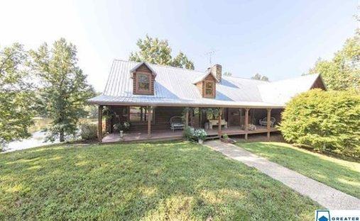 House in Calera, Alabama, United States