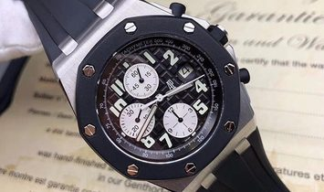 "Audemars Piguet Royal Oak Offshore ""Rubberclad"" 25940SK.OO.D002CA.01.A"
