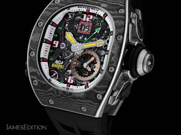 Richard Mille [NEW] RM 62-01 Tourbillon Vibrating Alarm A... (10668118)
