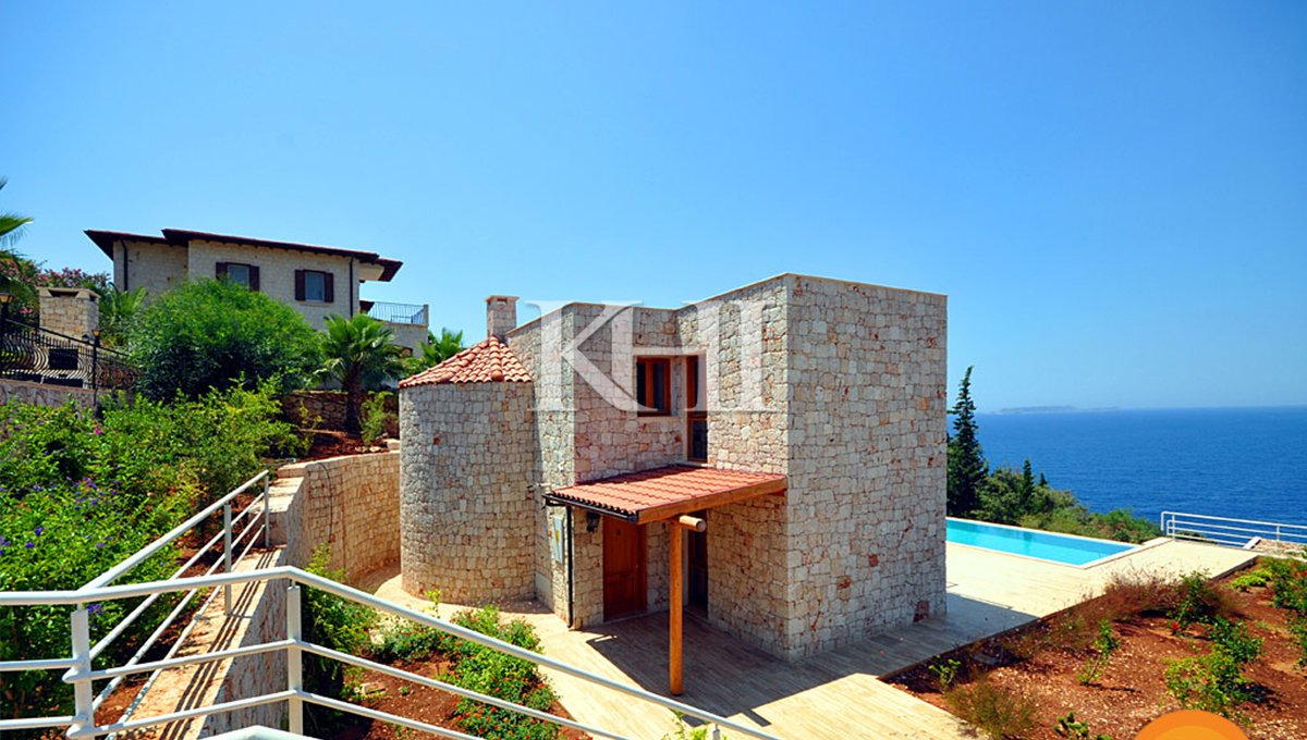 Villa in Kaş, Antalya, Turkey 1 - 10669538