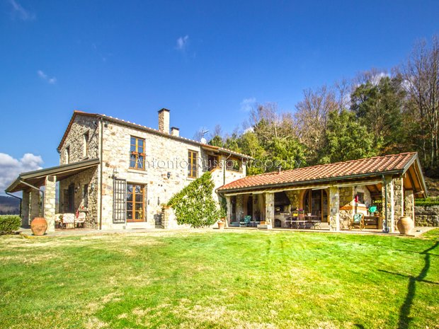 Villa in Roccastrada, Tuscany, Italy 1