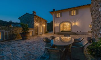 The Epitome Of Luxury In A Villa With Pool On The First Hills Of Florence