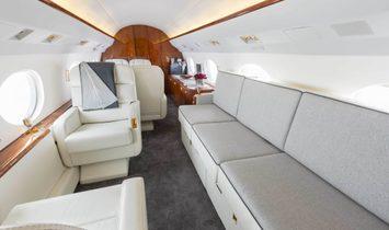 Gulfstream IV SP, S/N 1208, N110SN