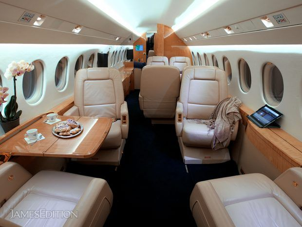 Falcon 900B For Lease (885758)