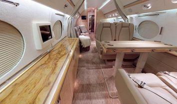 Gulfstream V, S/N 518, N17ND