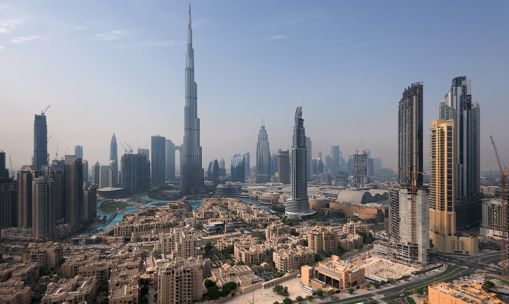 Spectacular Burj  Khalifa & Downtown View| High Floor | 2 Bed