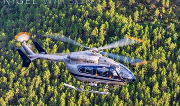 2009 EUROCOPTER EC145 For Sale | VIP Since New