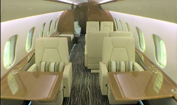 AMAZING Global 5000 Vision - Like New Inside & Out