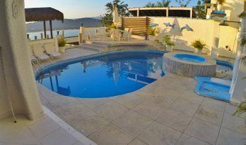 Mediterranean Style House, 6 Suites, Cove, Sea Views