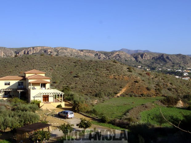 Villa in Sorbas, Andalusia, Spain 1
