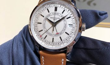 Patek Philippe [NEW] 5212A Calatrava Weekly Calendar 40mm Automatic Mens Watch
