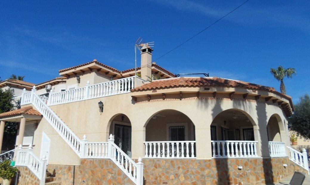 San Miguel de Salinas Detached Villa