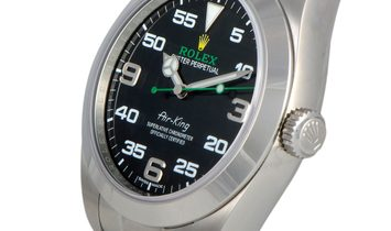 Rolex Rolex Oyster Perpetual Air-King Watch 116900-0001