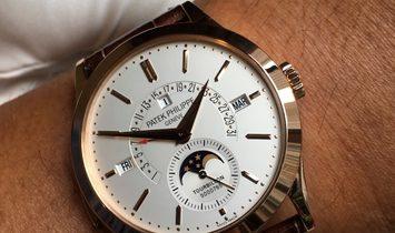 Patek Philippe [NEW][CAN NAME][可寫名] Grand Complications Perpetual Calendar 5216R