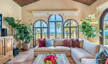 Malibu Ocean View Mediterranean Estate