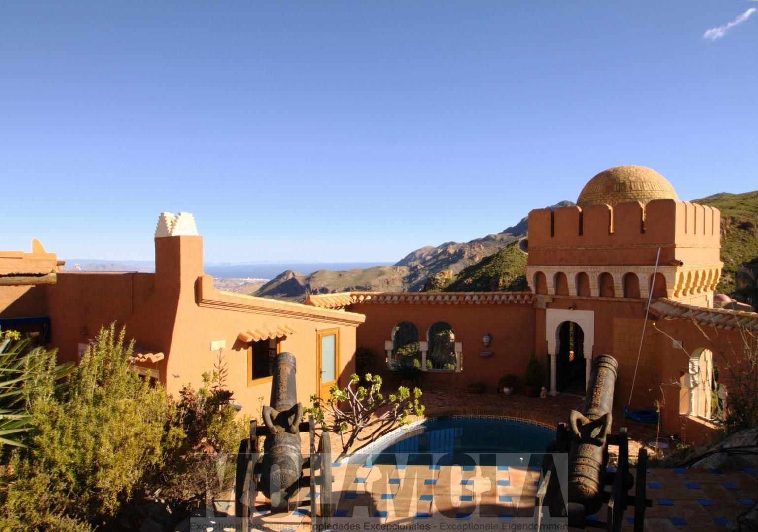 Villa in Sierra Cabrera, Andalusia, Spain 1