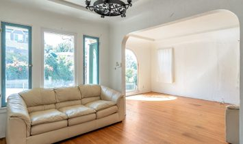 Single Family Spanish Style Residence