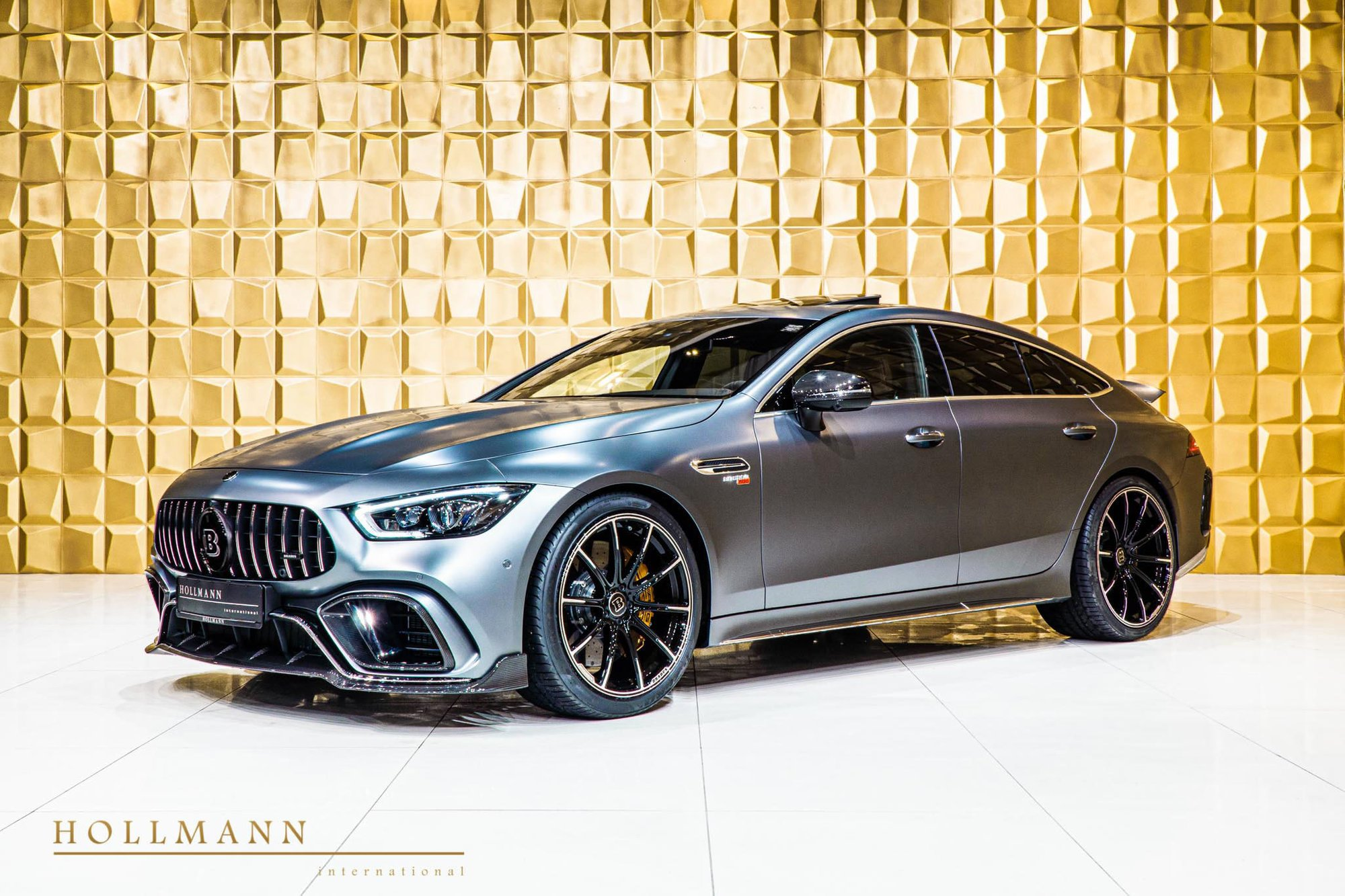 2020 Mercedes-Benz AMG GT 63 in Stuhr, Germany for sale ...
