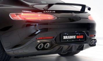 New Mercedes-Benz AMG GT S BRABUS B40-600