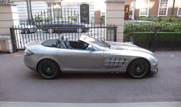 2010 Mercedes-Benz SLR McLaren Roadster 722S