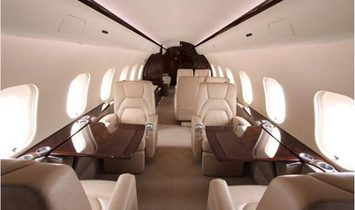 GLOBAL 5000 -Enhanced Cockpit